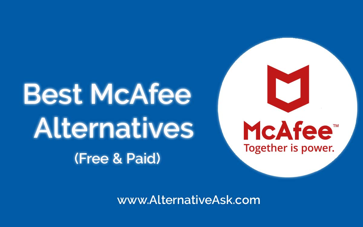 McAfee-Alternatives